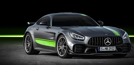 The 2020 Mercedes Amg Gt Series