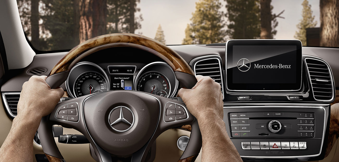 2018 GLE SUV Innovation