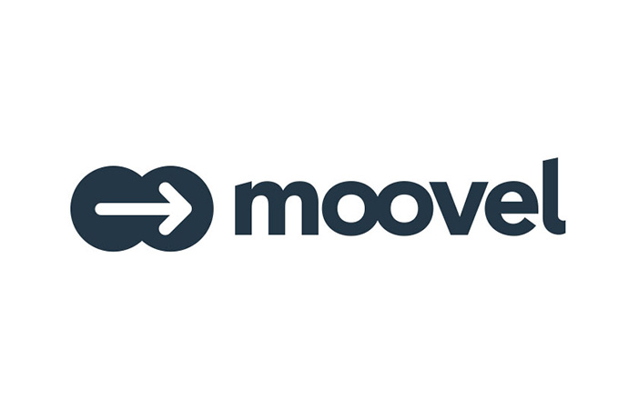 The logo for the company moovel