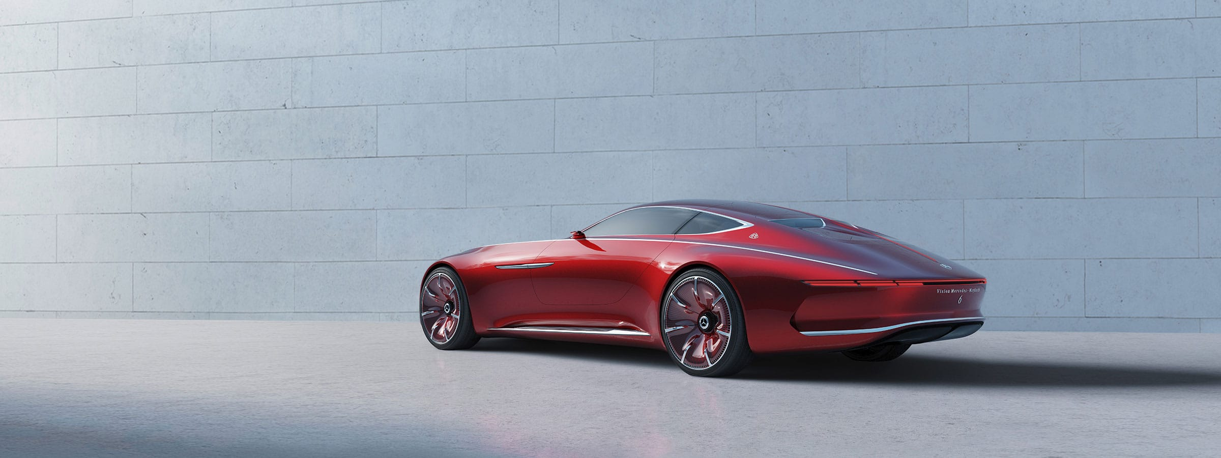 Luxury Car Vision >> Concept Maybach Coupe Future Vehicles Mercedes Benz Usa