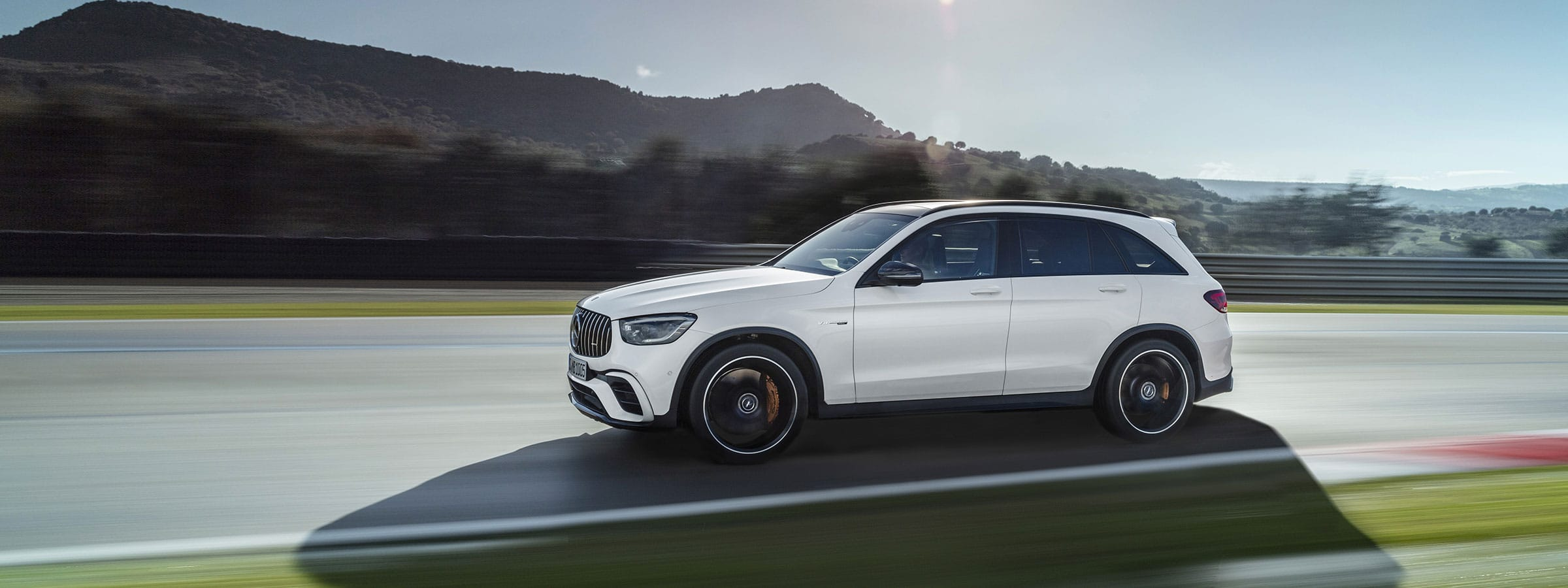 2020 Mercedes Amg Glc 63 Mercedes Benz Usa
