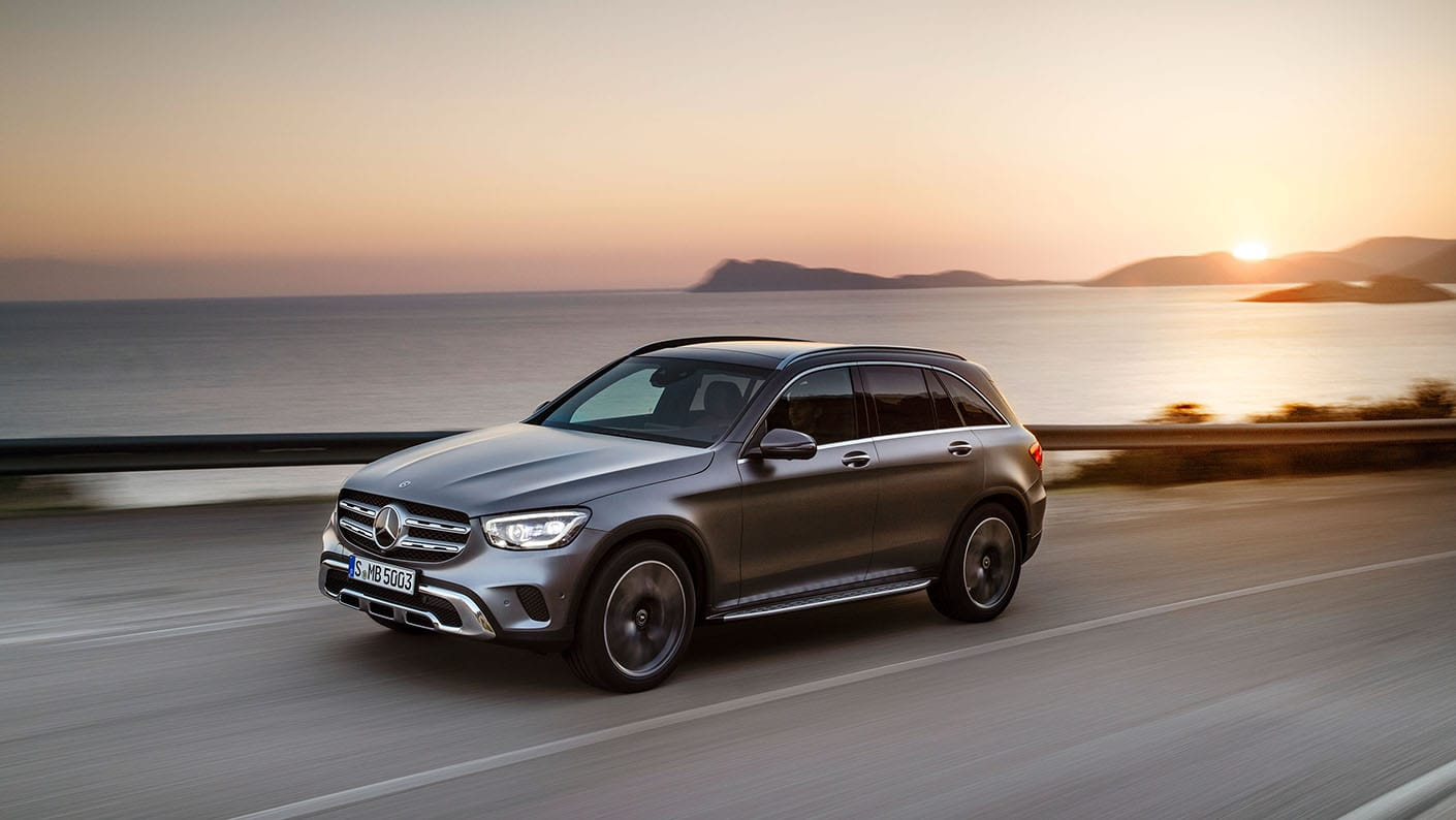 2020 Mercedes-Benz GLC: Update, Changes, More Power, Release >> 2020 Glc Suv Future Vehicles Mercedes Benz Usa