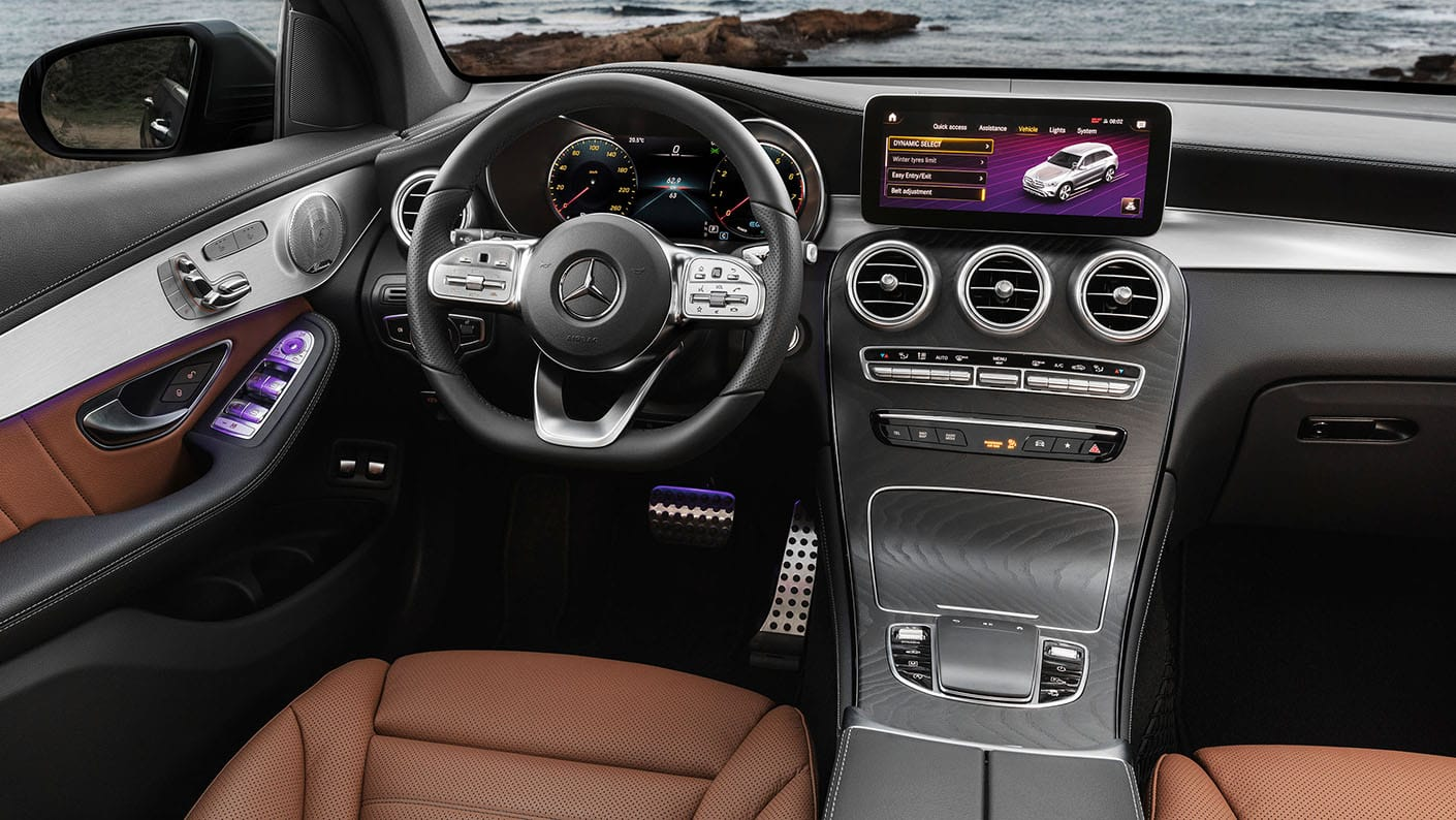 2020 Glc Suv Future Vehicles Mercedes Benz Usa