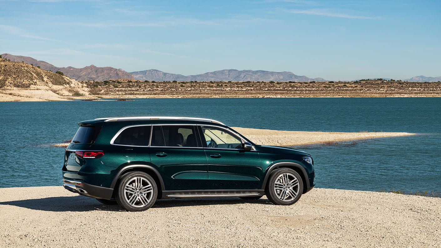 2020 Gls Suv Future Vehicles Mercedes Benz Usa
