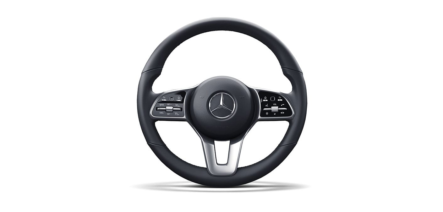 A-Class Sedan Steering Wheel