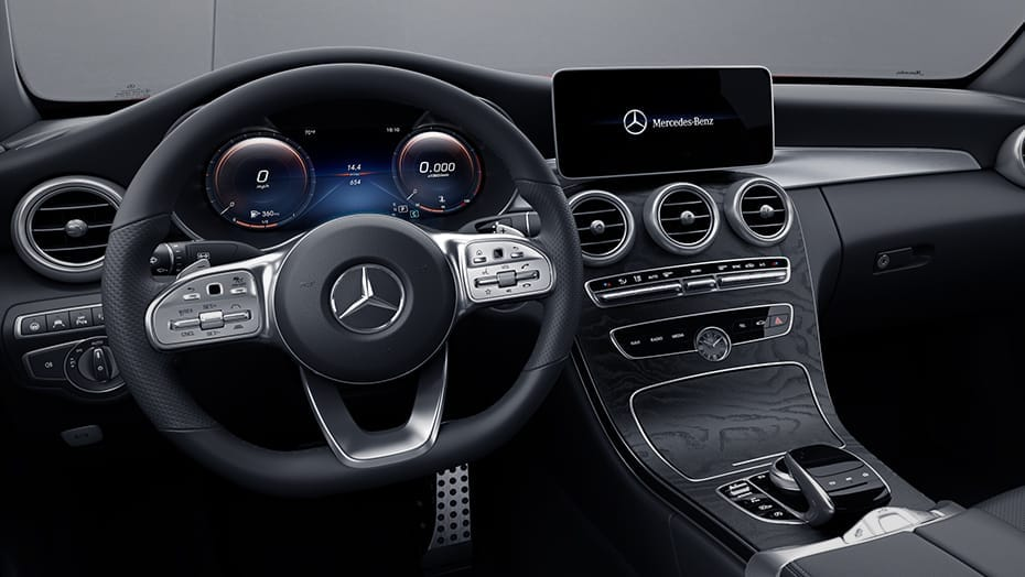 2019 C 300 Luxury Performance Cabriolet Mercedes Benz Usa