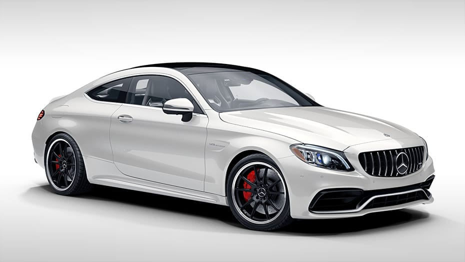 Pure performance coupe design