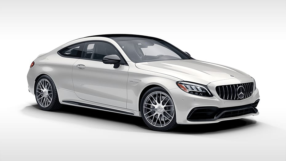 2019 Amg C 63 Luxury Performance Coupe Mercedes Benz