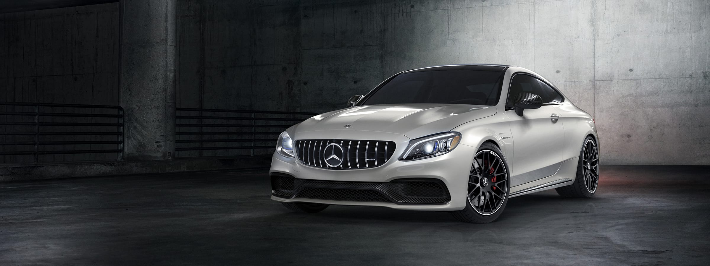 2019 Mercedes-AMG C-Class Coupe