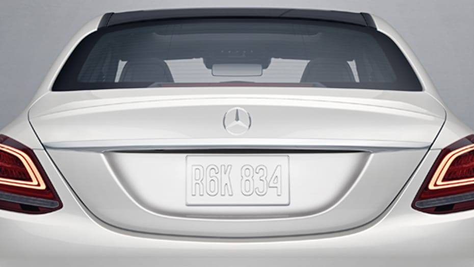 Deletion of decklid badges