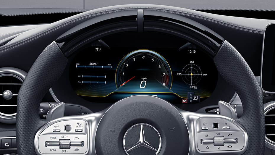 2019 AMG C 63 S Luxury Performance Sedan