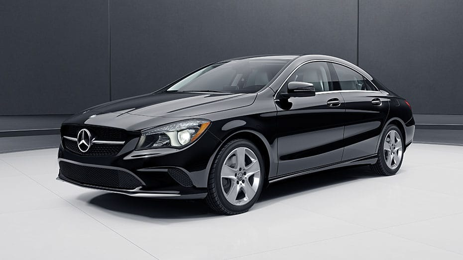 2019 cla 250 4 door coupe mercedes benz usa. Black Bedroom Furniture Sets. Home Design Ideas