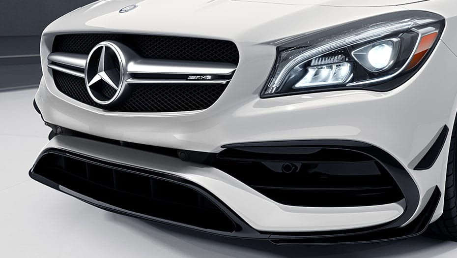 Mercedes-Benz 2018 CLA CLA45 AMG MODEL PAGE 093