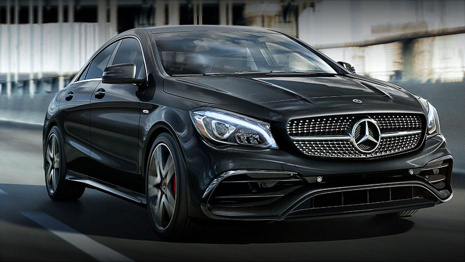 משהו רציני 2019 CLA 250 4-door Coupe | Mercedes-Benz USA EK-61