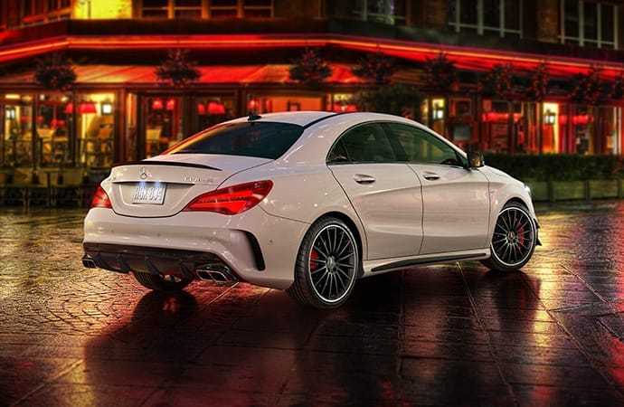 2018 CLA Coupe Performance