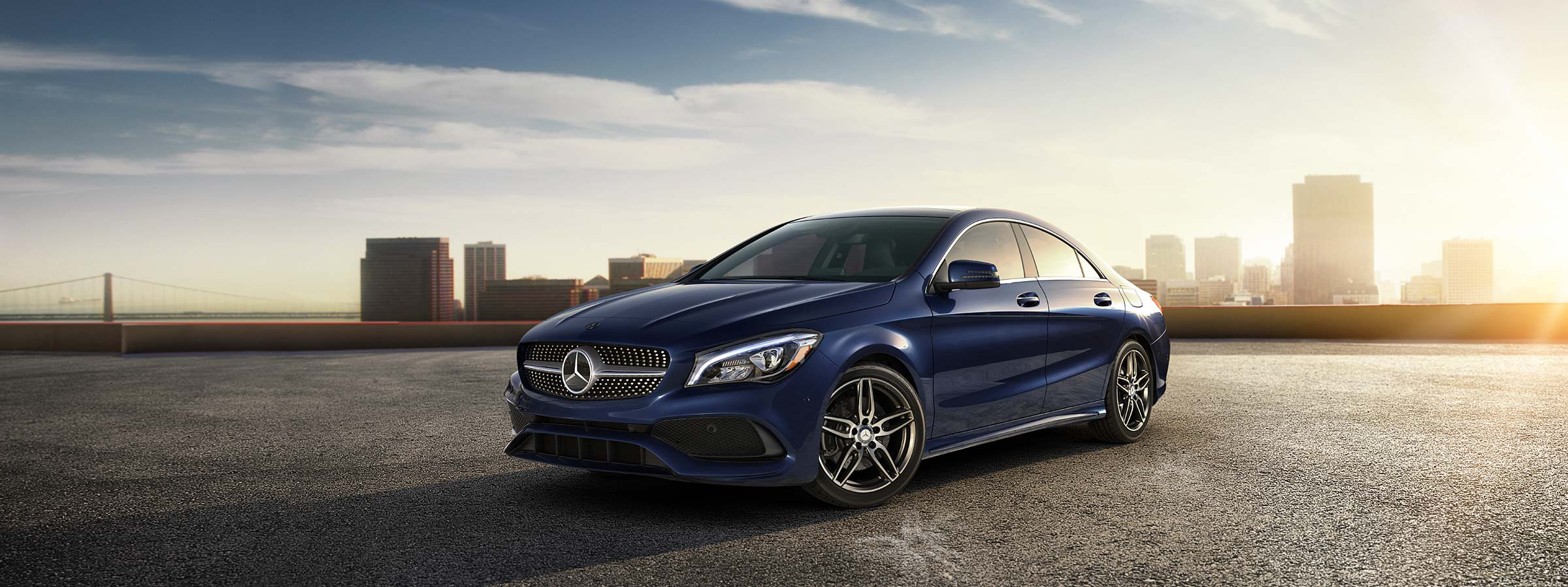 CLA 4-door Coupe