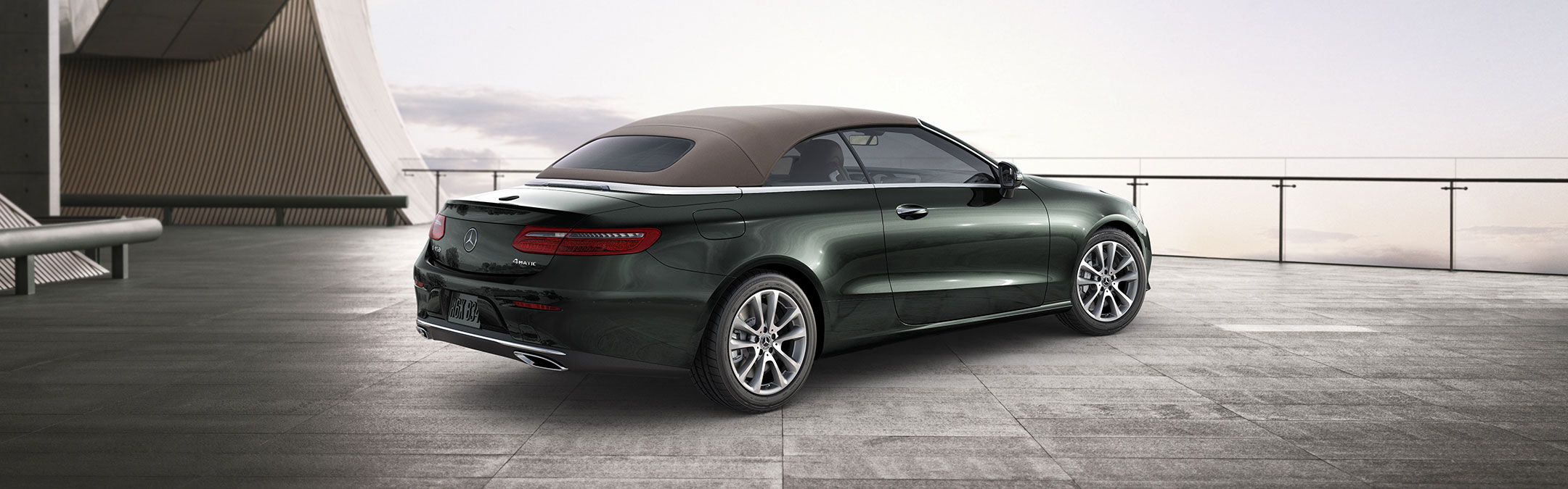 2019 E-Cabriolet Performance