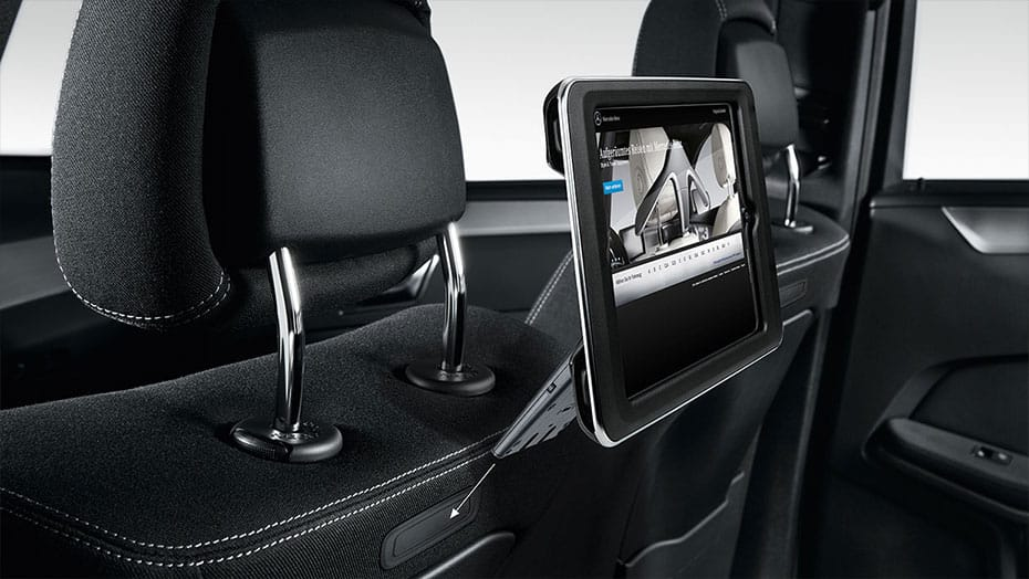 Genuine S Class S63v4 Car Accessories From Mercedes Benz