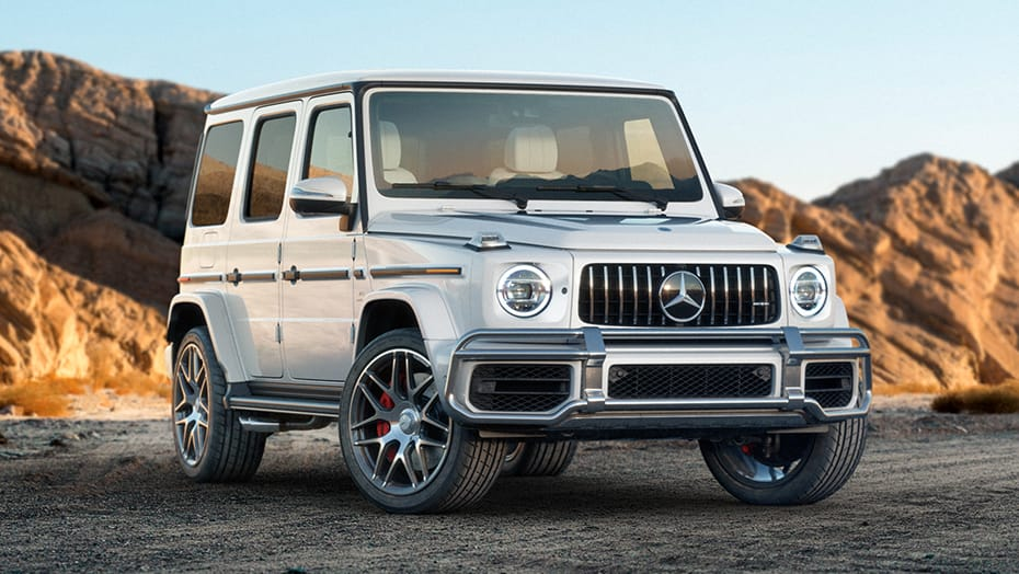 2019 Amg G 63 Luxury Performance Suv Mercedes Benz Mercedes Benz Usa