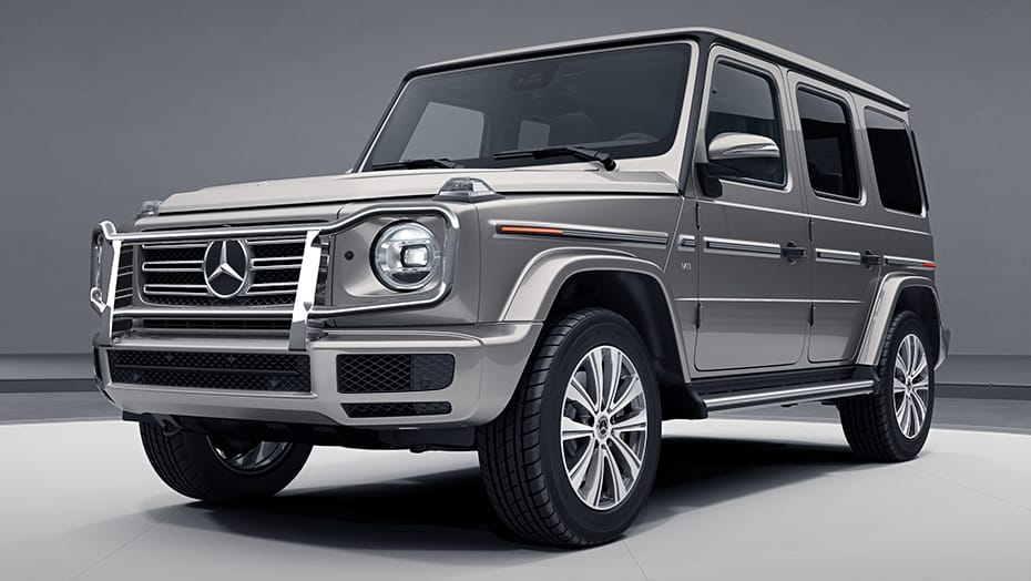 2019 G 550 Luxury Off Road Suv Mercedes Benz Usa