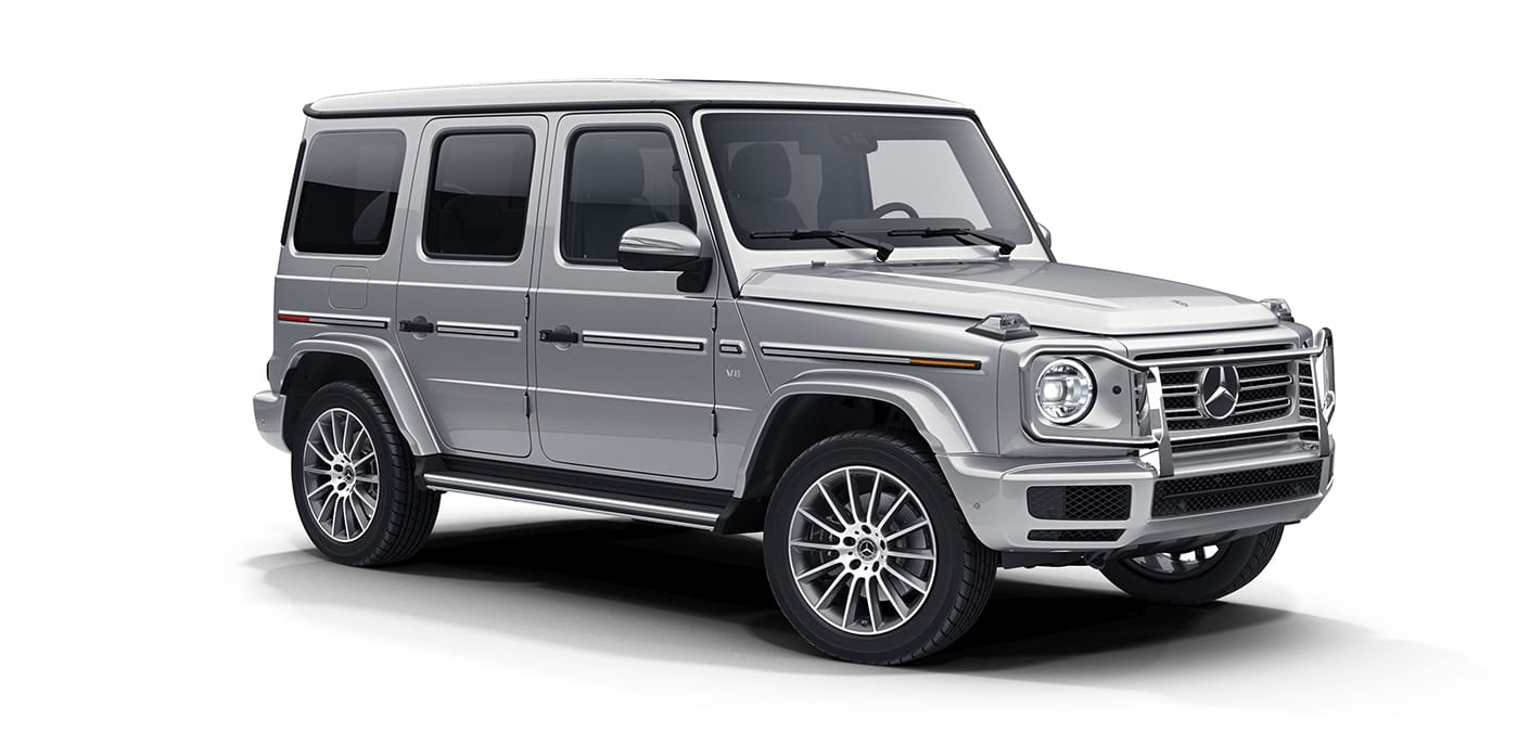 g-class luxury off-road suv | mercedes-benz usa