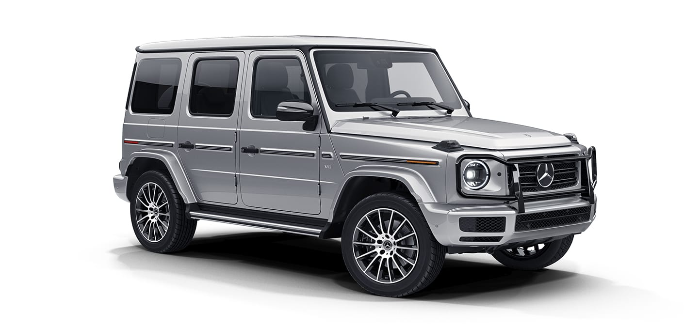 Mercedes Jeep Supercars Gallery
