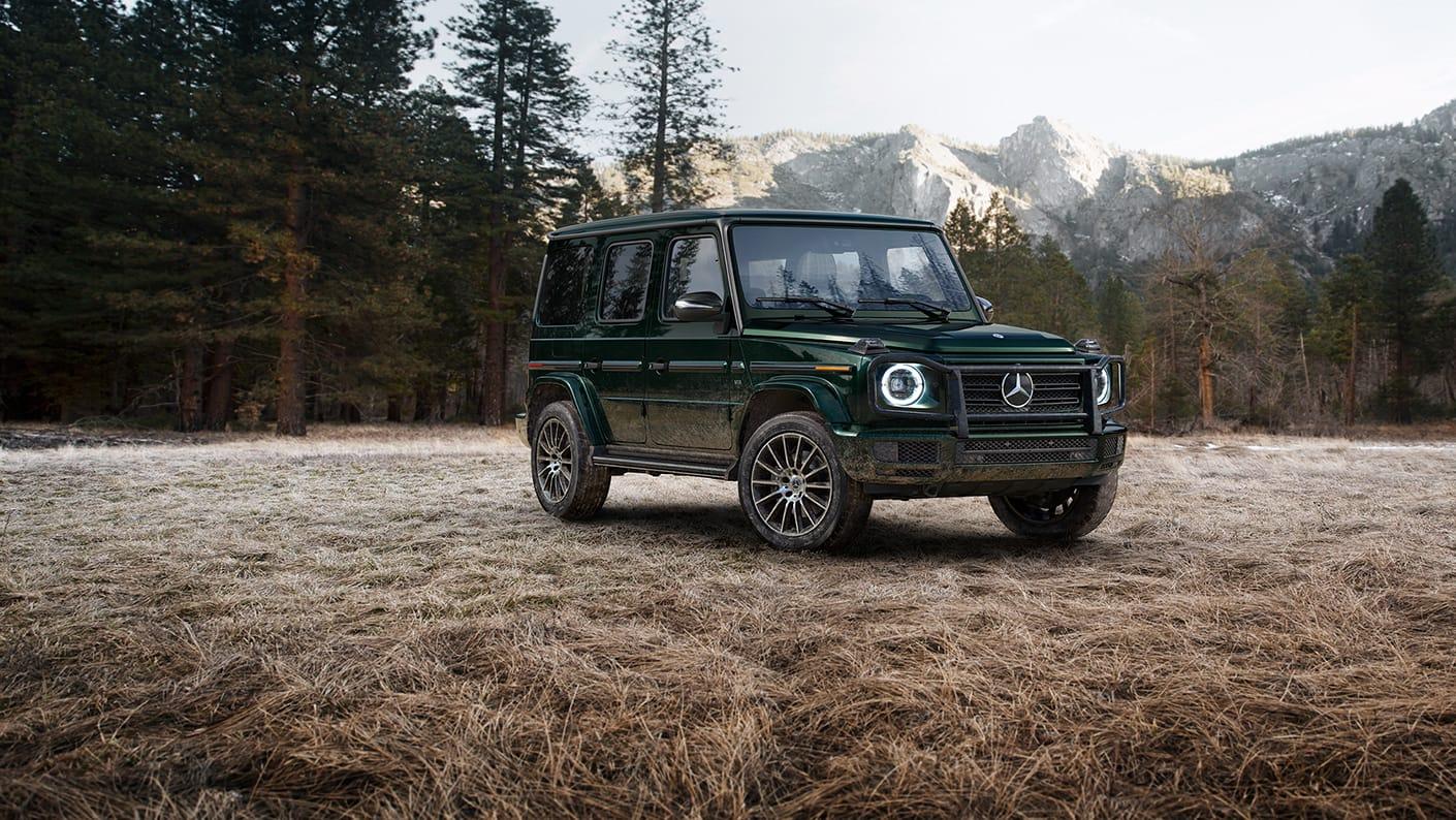G-Class Luxury Off-Road SUV