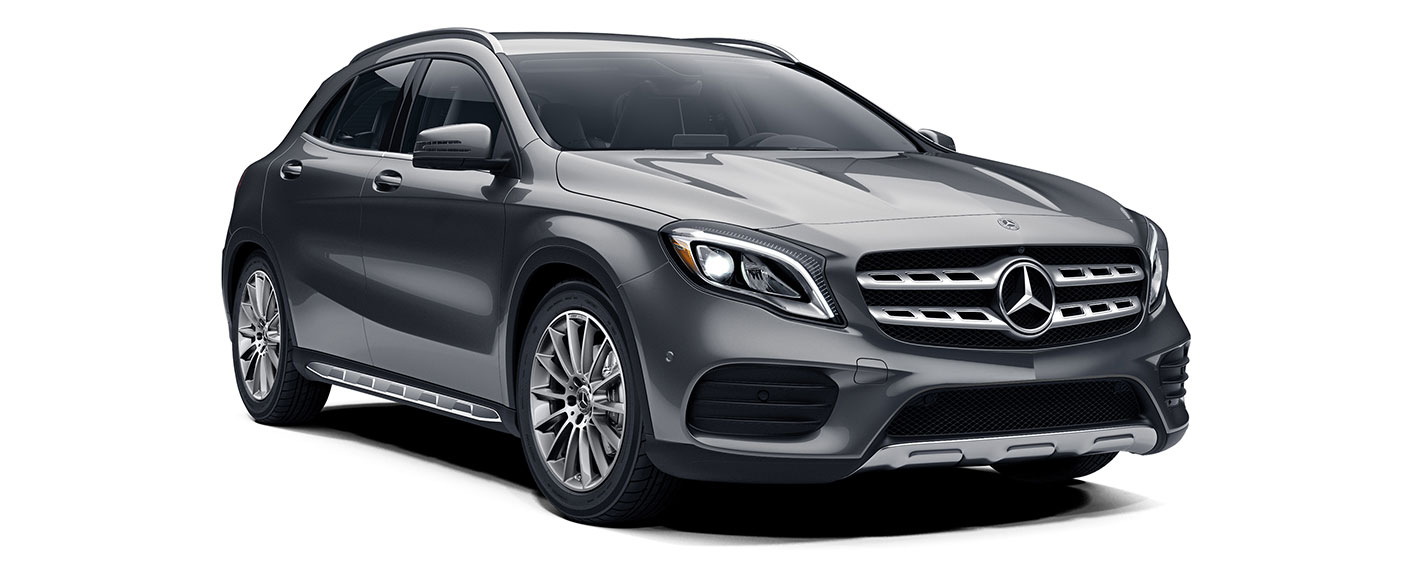 2019 GLA SUV Design