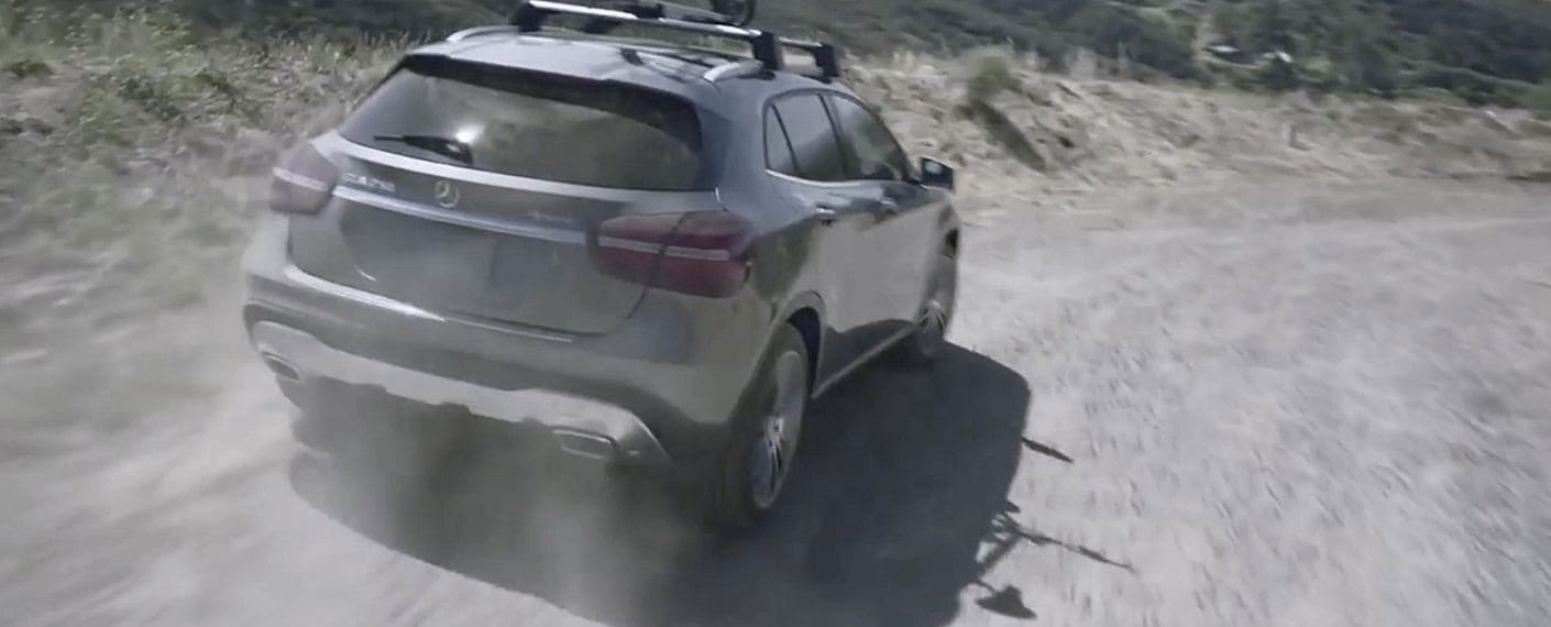 2019 GLA SUV Performance