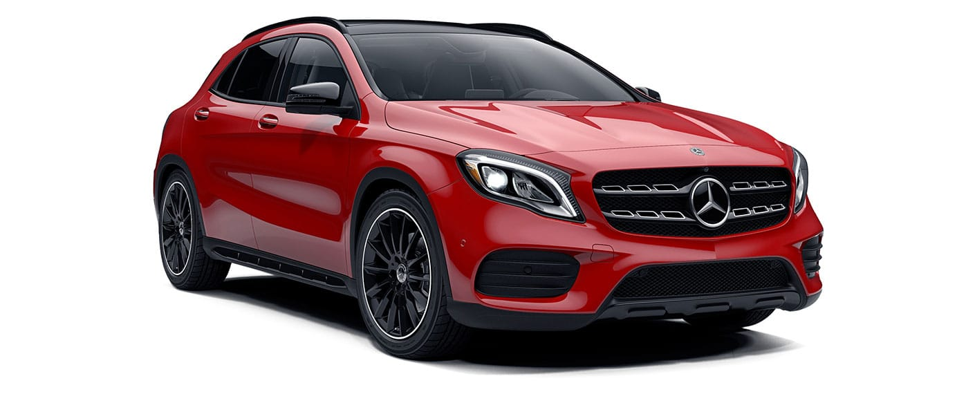 Amazing 2019 GLA SUV Design