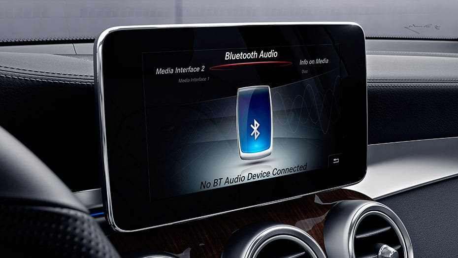 Bluetooth audio streaming