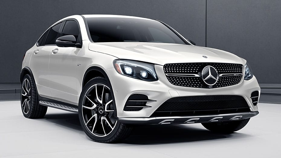 Mercedes Benz Amg >> 2019 Amg Glc 43 Performance Coupe Mercedes Benz