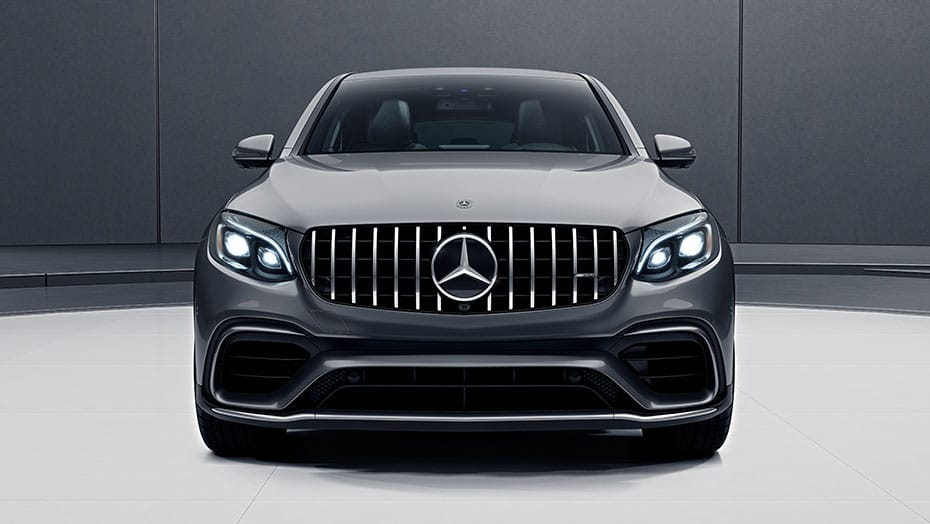 2019 Amg Glc 63 S Performance Coupe Mercedes Benz