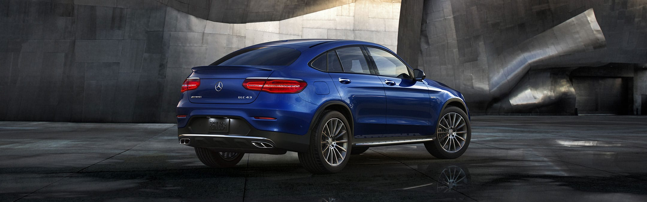 Mercedes-AMG GLC 4MATIC Coupe