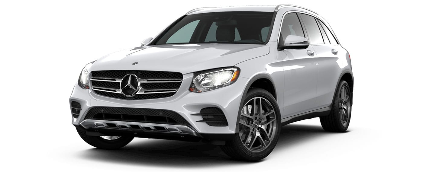 2019 GLC SUV Design