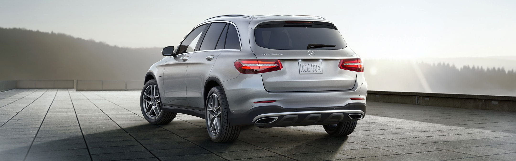 2019 GLC SUV Performance