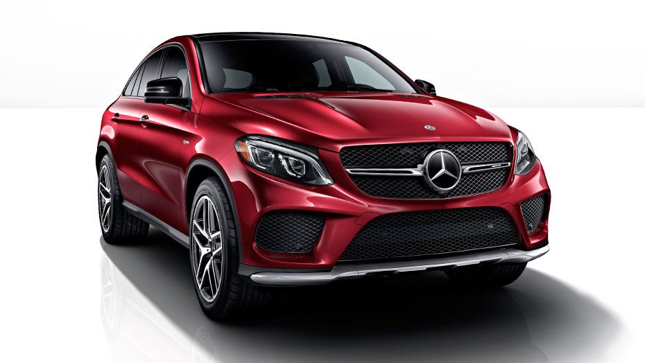 בלתי רגיל 2019 AMG GLE 43 Coupe | Mercedes-Benz | Mercedes-Benz USA WL-22