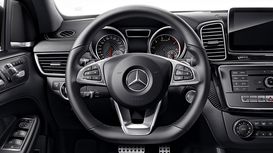 2019 Amg Gle 43 Coupe Mercedes Benz