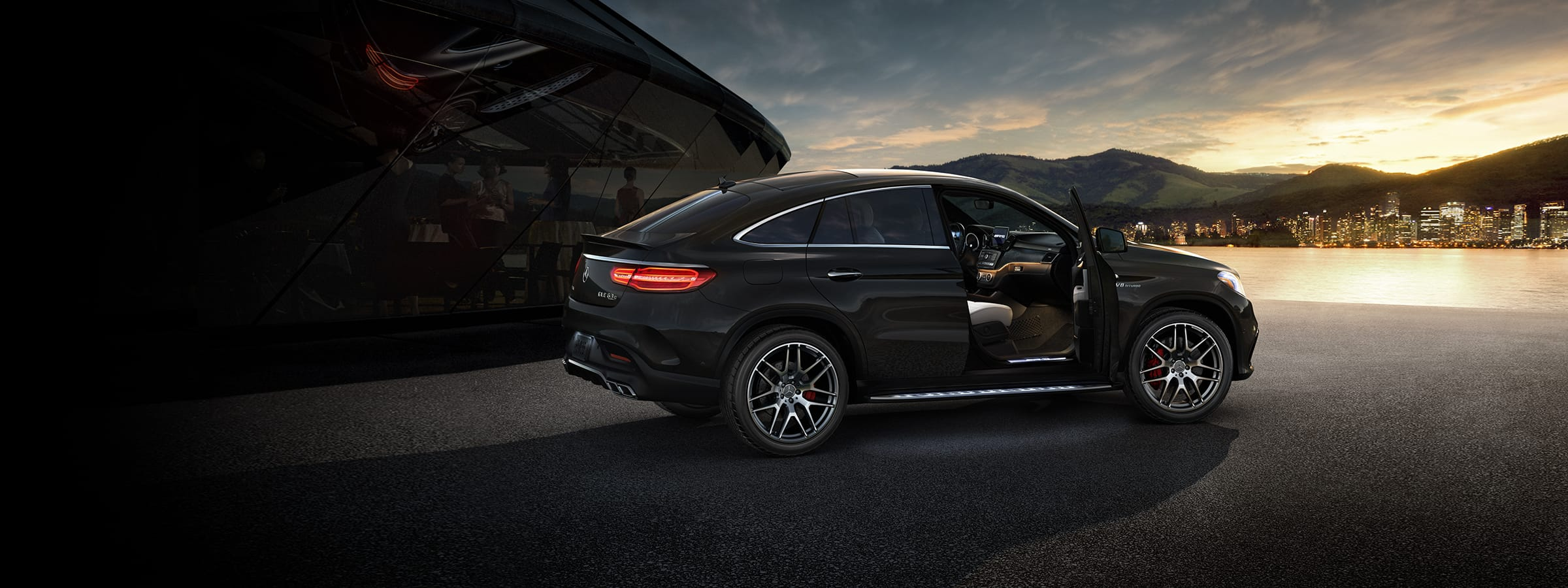 2019 Mercedes Amg Gle 4matic Coupe