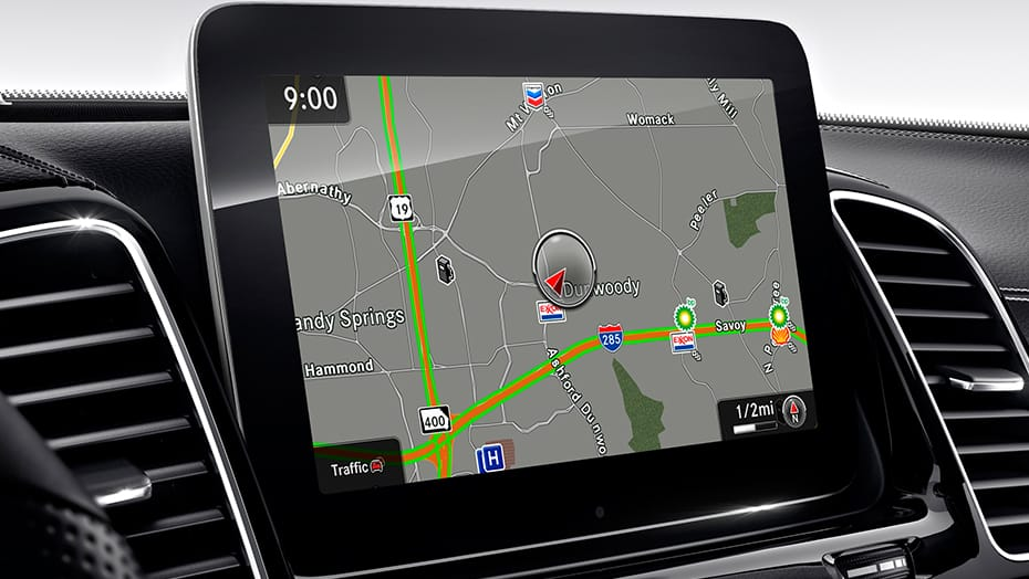 No-charge navigation map updates for 3 years