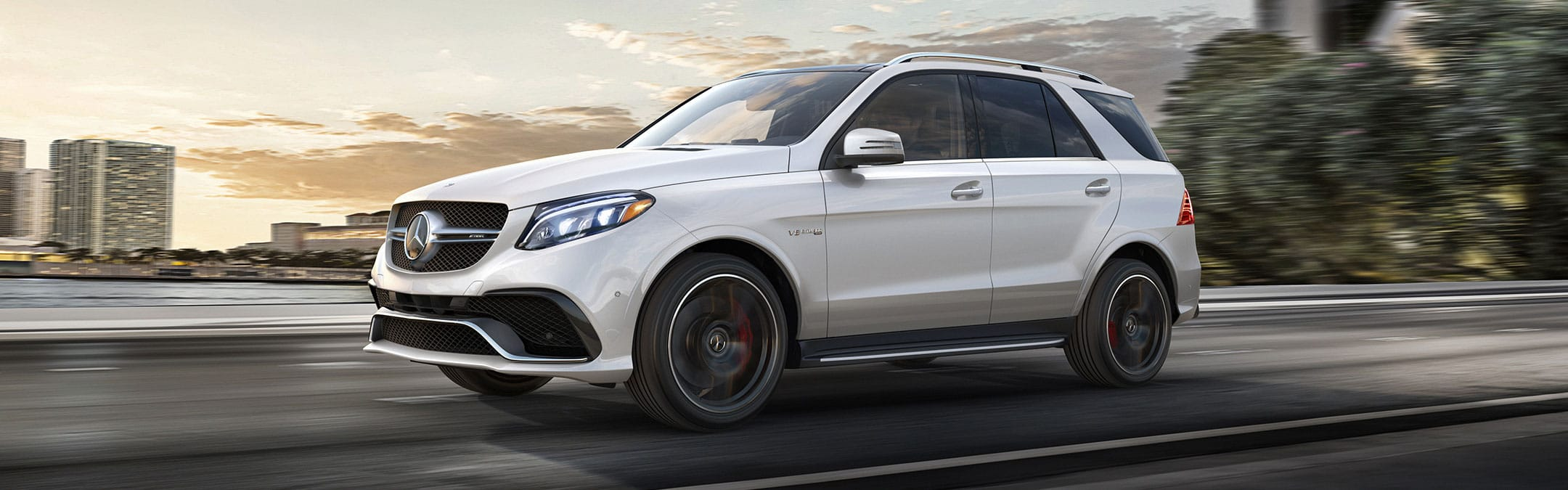 2019 Mercedes-AMG GLE SUV Performance