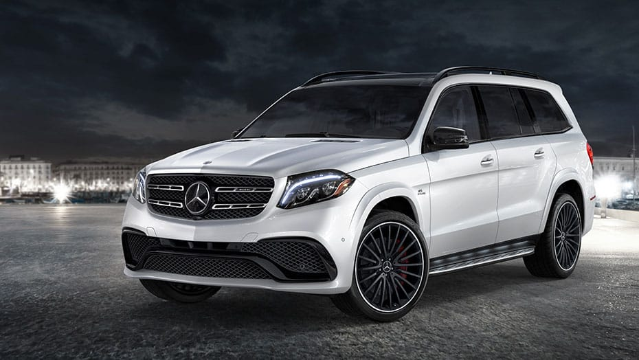 2019 Amg Gls 63 Large Luxury Suv Mercedes Benz Usa