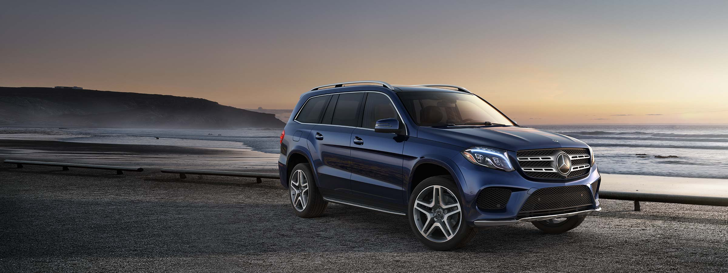 Luxury Suv: 2019 GLS Large Luxury SUV