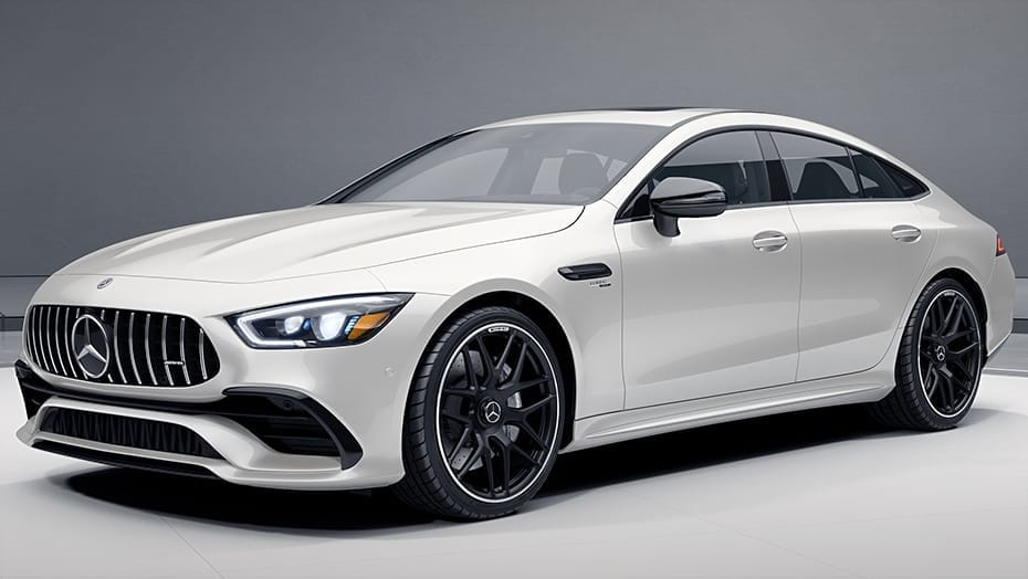 Mercedes Benz Amg Gt >> 2019 Amg Gt 53 4matic Coupe