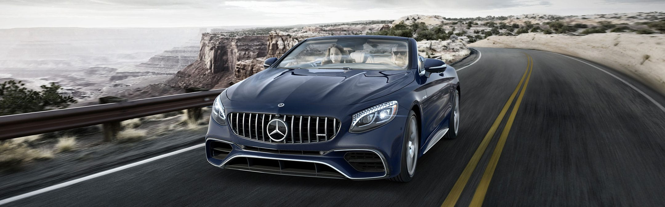 2019 Mercedes-AMG S-Cabriolet Performance
