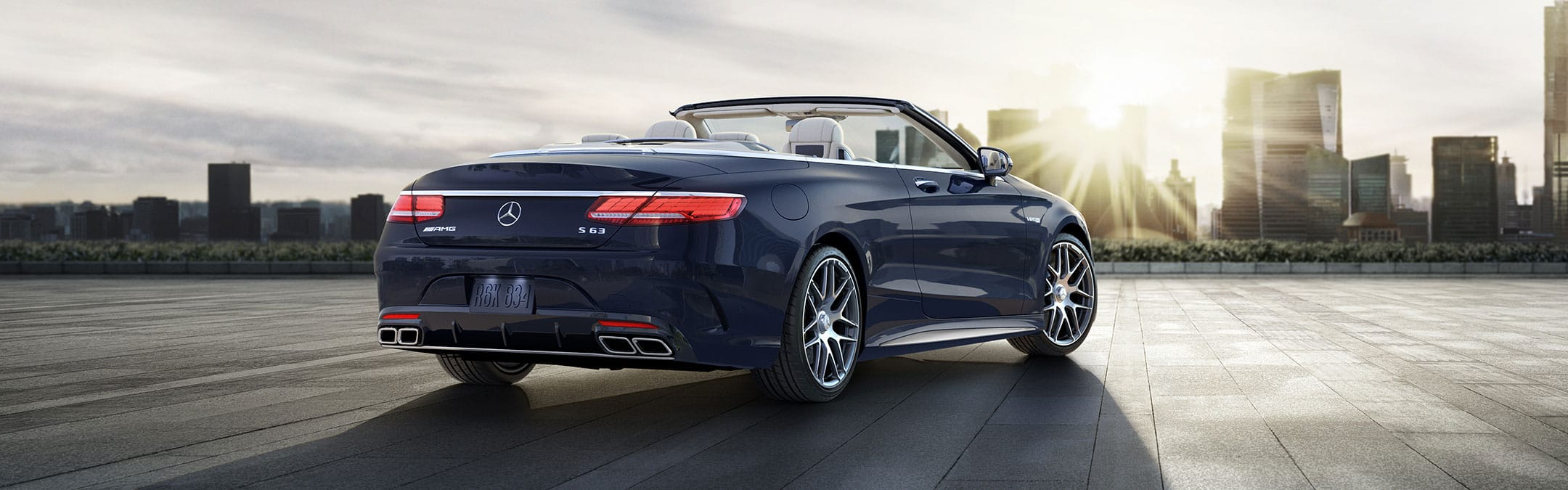 2019 Mercedes-AMG S-Class Cabriolet