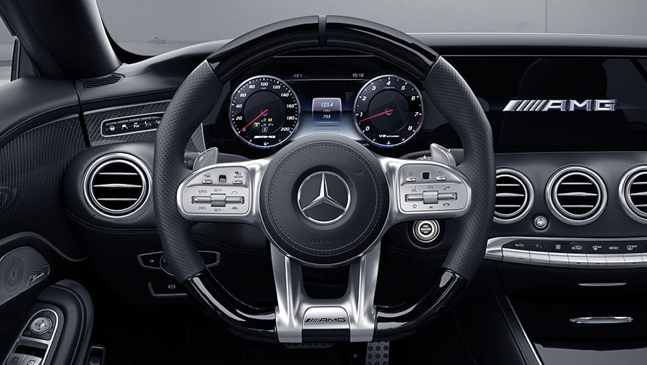 S63 Amg Coupe >> 2019 S Class Coupe