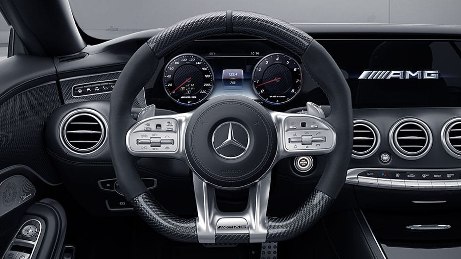 S63 Amg Coupe >> Build Your Own 2019 Amg S 63 Coupe Mercedes Benz Usa