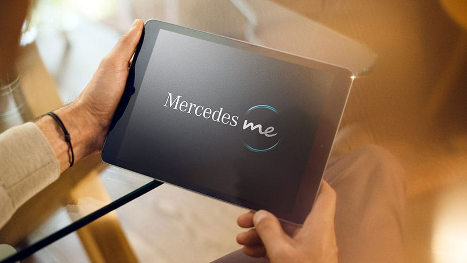 Mercedes me Assist Services