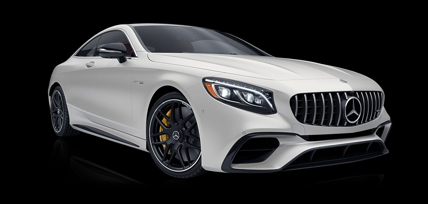 2019 Mercedes-AMG S-Coupe Design
